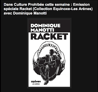 Racket sur Culture prohibée