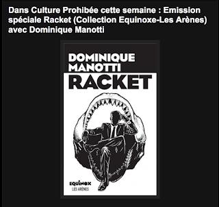 Racket sur Culture prohibée
