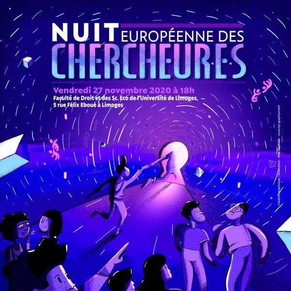 Nuit européenne des chercheurs : Petits secrets, grands crimes